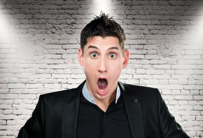 Comedy- und Bauchredner Show mit Marco Hort