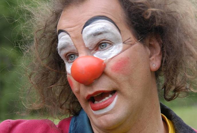Clown Mugg