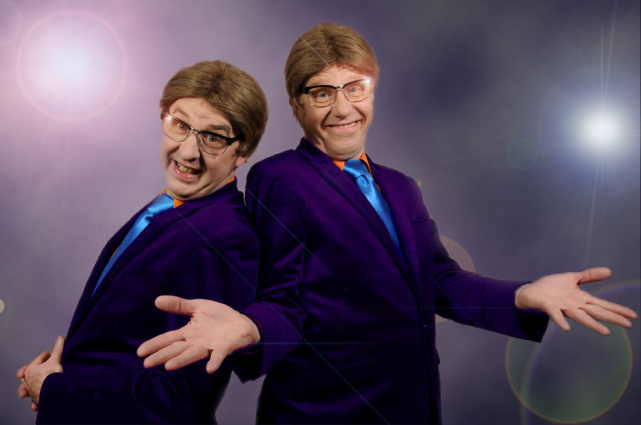 DIE DOPPELTE DOSIS Comedy picture