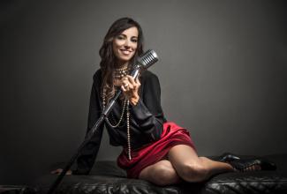 Valentina Mey - solo, duo, trio o band, anche dj-set