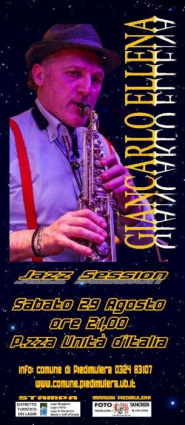 Giancarlo Sax Jazz Band picture