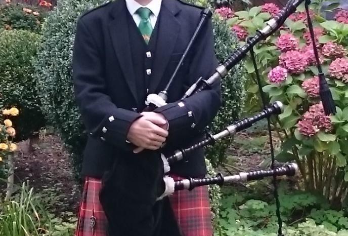 Dreadpiper - Scottish Bagpipes