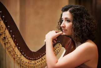 Elisa - Arpa classica e celtica - Solo o Duo con violino