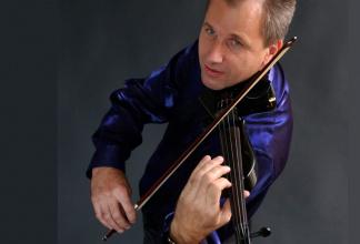 Himmlische Geigenklänge       Ludek Lerst `Die goldene Geige aus dem goldenen Pr