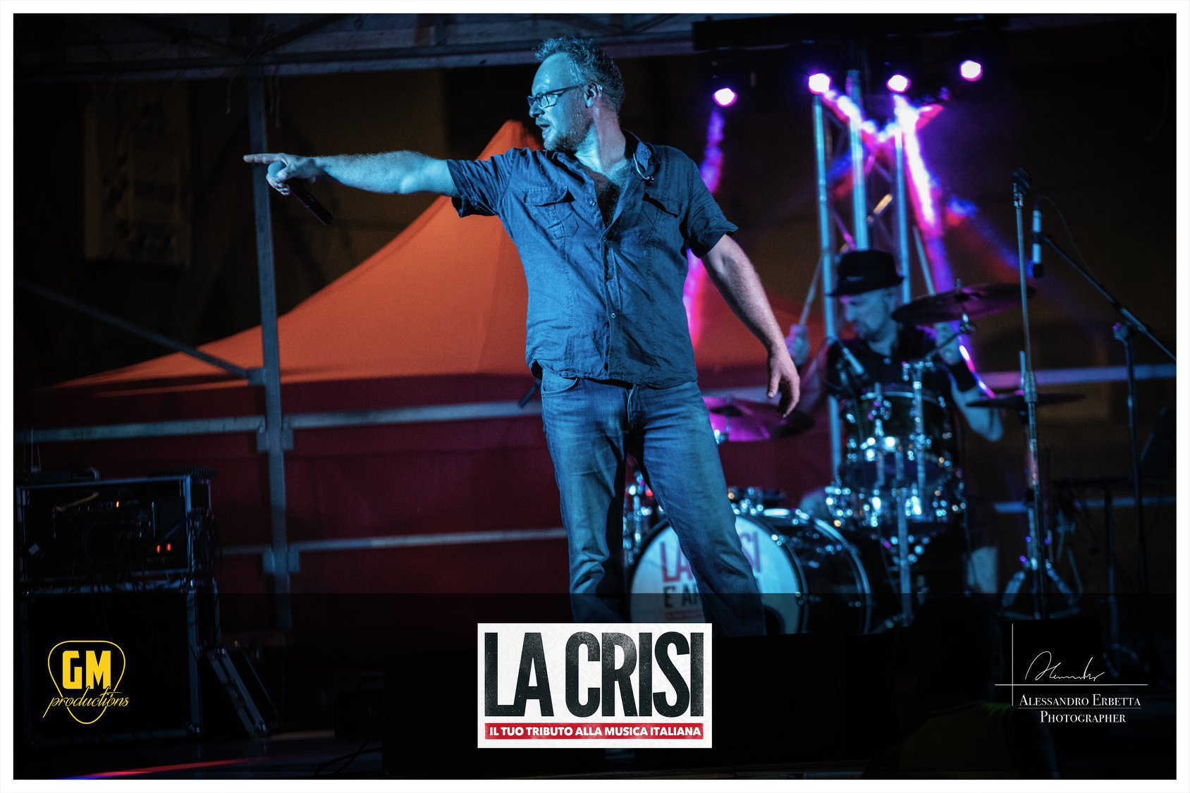 La Crisi - Party band - Tributo musica italiana picture