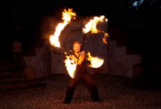 Feuershow - Art of Flames