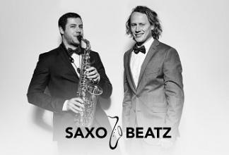 SAXOBEATZ DUO   DJ & Saxophon - auch als Solo DJ oder Solo Saxophon