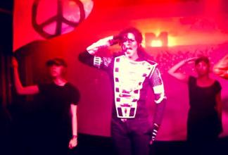 Michael Jackson Tribute Imitator
