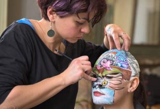 Laura Errico Face & Bodypainting