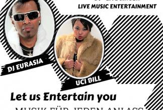 THE EDM DUO - DJ & LIVE SINGER ( DUO Live Music - Entertainment )