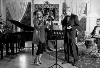 BEXOUND - italian jazz band