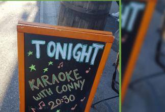 Karaoke mit Leidenschaft und Spassfaktor 10