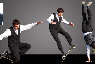 Skateboard Show