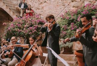 Tomas Hernandez & Ensemble Zoe - Solo, Duo, Trio, Quartet